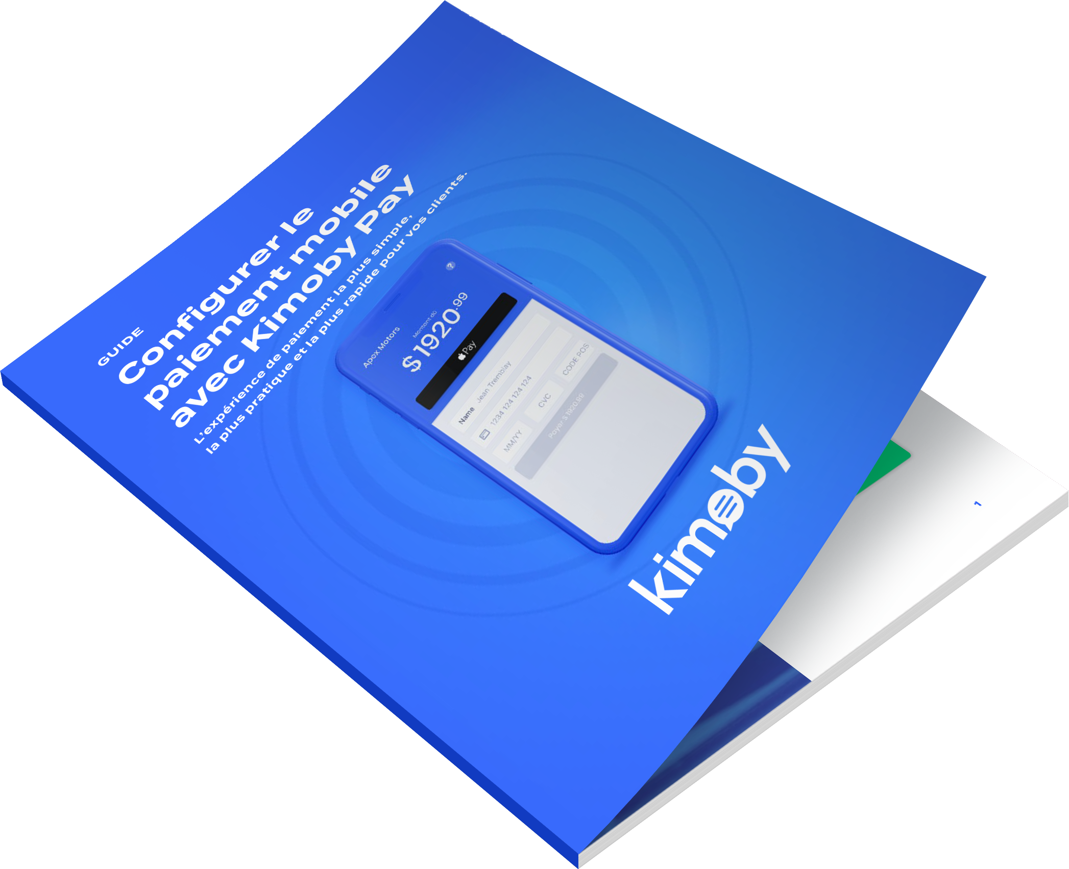 Configurer le paiement mobile avec Kimoby Pay