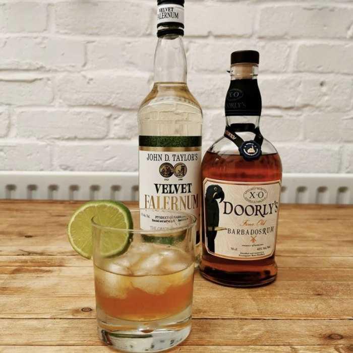 Corn n Oil Cocktail