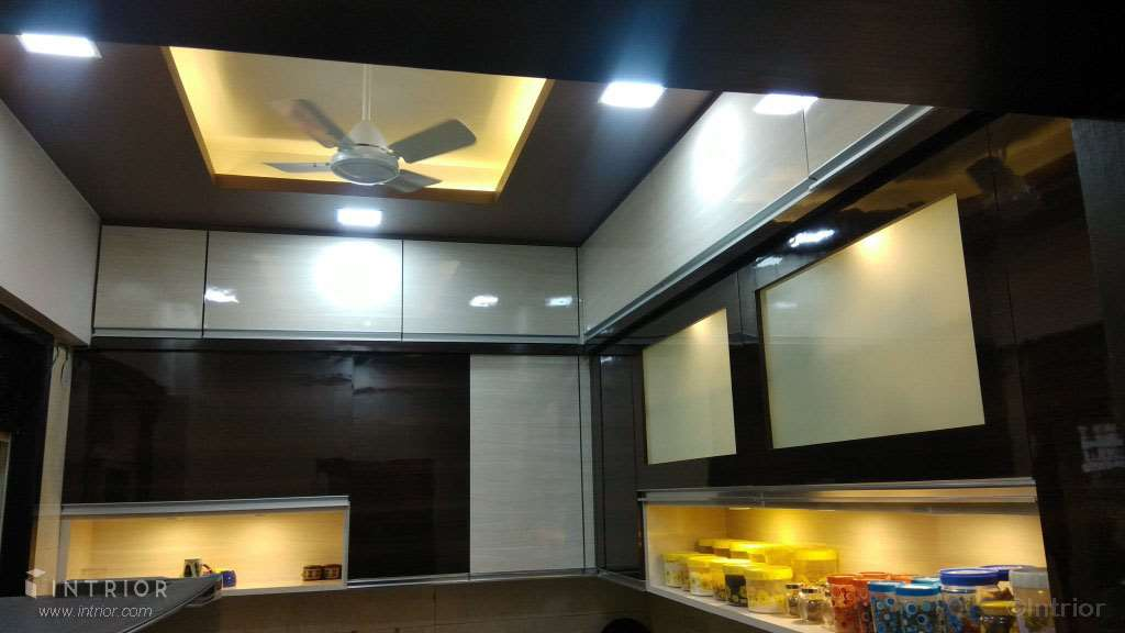 display unit profile shutters