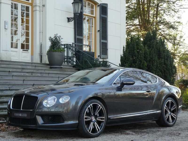 Bentley Continental GT 4.0 V8 GT