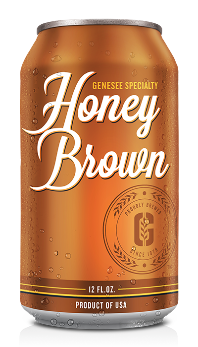 Honey Brown can