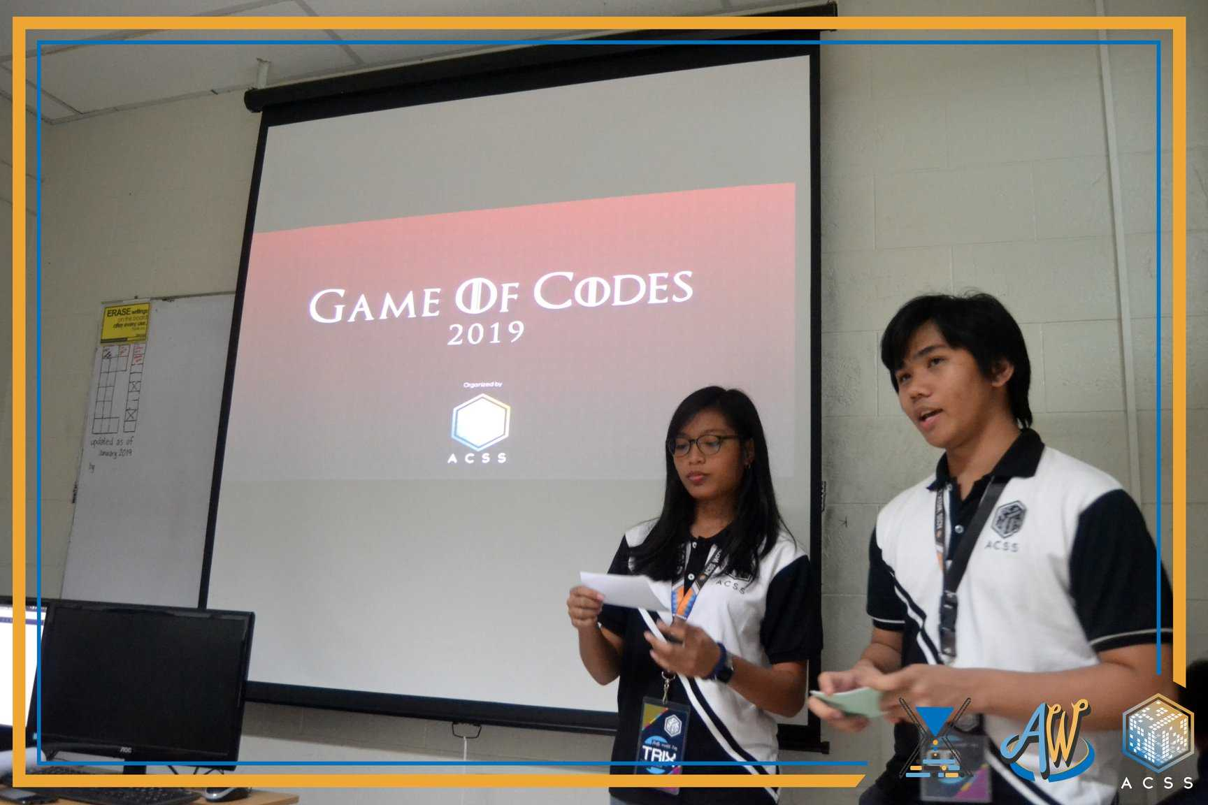 Game of Codes - Gallery Photo #1