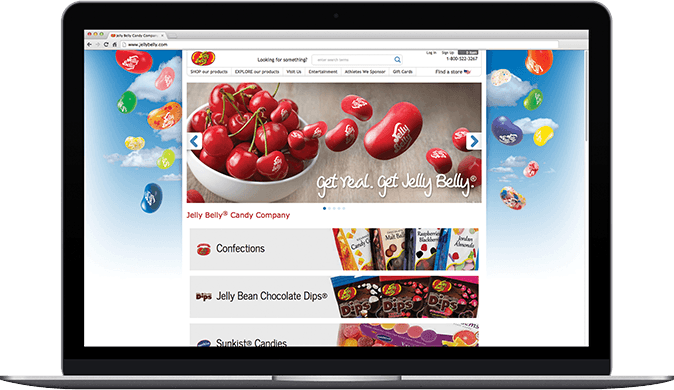 Jelly Belly on Desktop