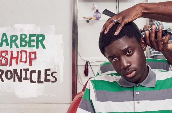 Barber Shop Chronicles - National Theatre at Home
