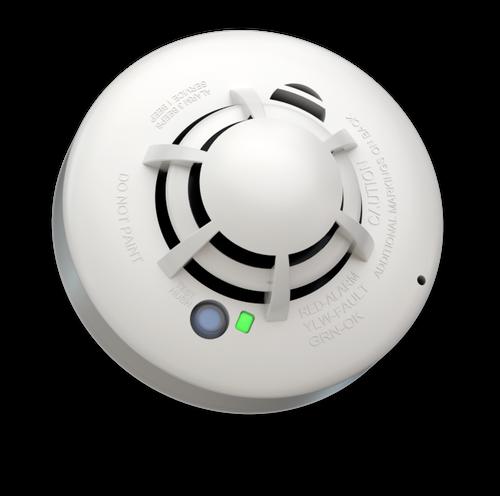 Smart Smoke Detector 0