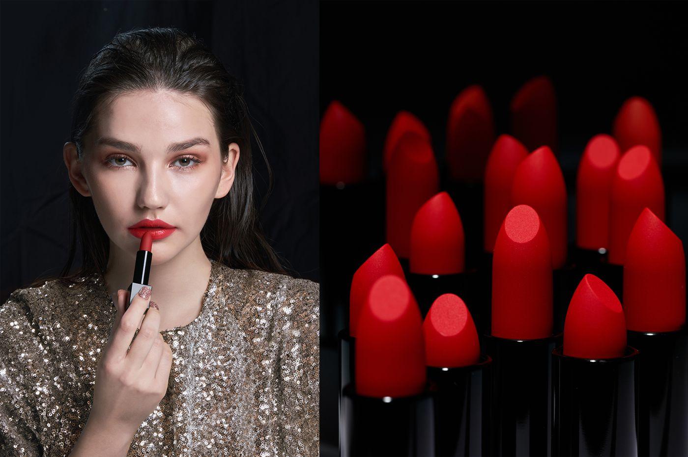 Harpers Bazaar Lipstick Collection