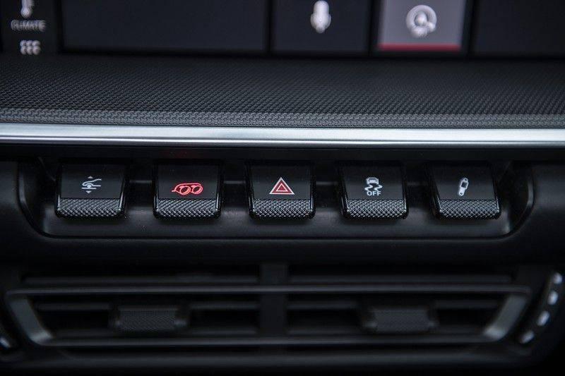 "Porsche 911 3.0 Carrera Sport Design Pack, ACC, Lifting, Pano, Sportuitlaat, Klimaatstoelen, 21"", PPF, SportChrono, Nightvision, BOSE Surrou afbeelding 24"