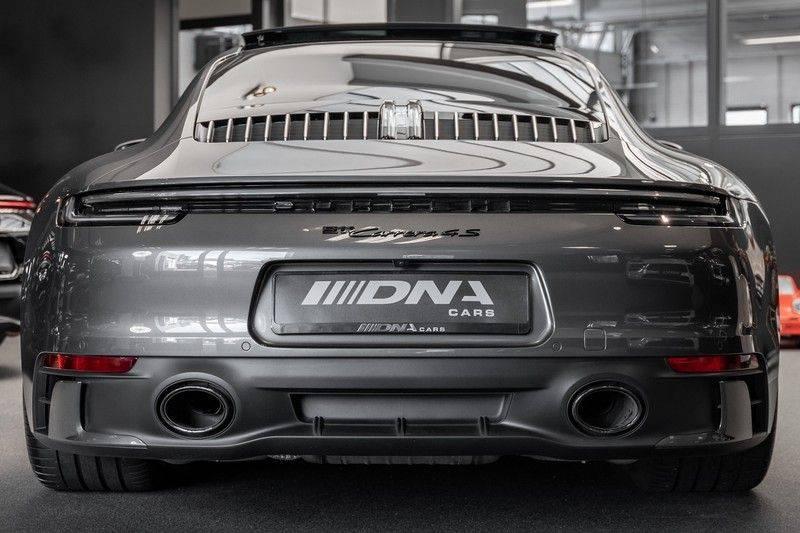 Porsche 911 992 4S Coupe Sport Design Pakket PDCC Ventilatie Pano ACC Surround Camera Achteras besturing 992 Carrera 4 S Vol afbeelding 4