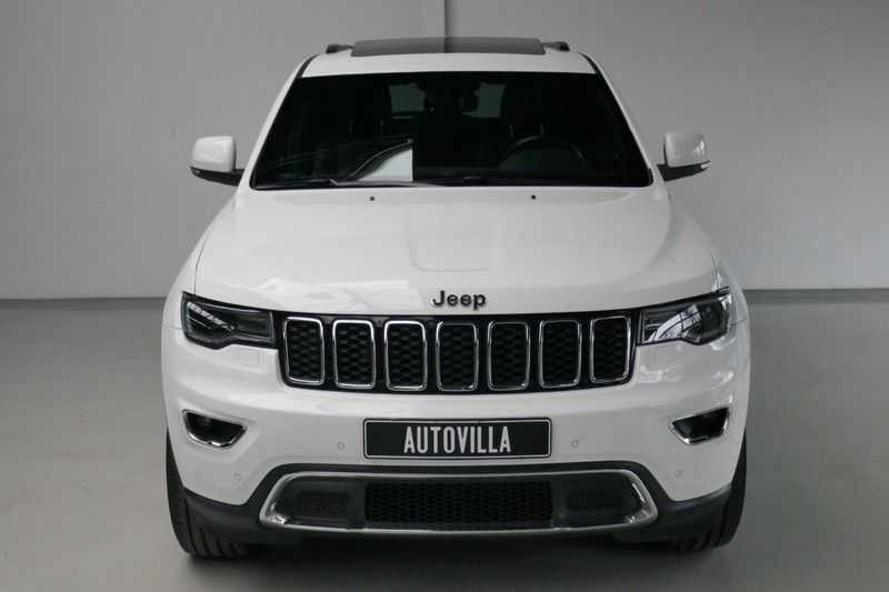 Jeep Grand Cherokee 3.6 Overland LIMITED 4x4 afbeelding 4