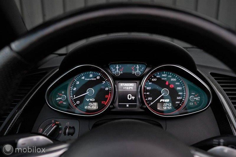 Audi R8 Spyder 5.2 V10 FSI   LED   B&O afbeelding 22
