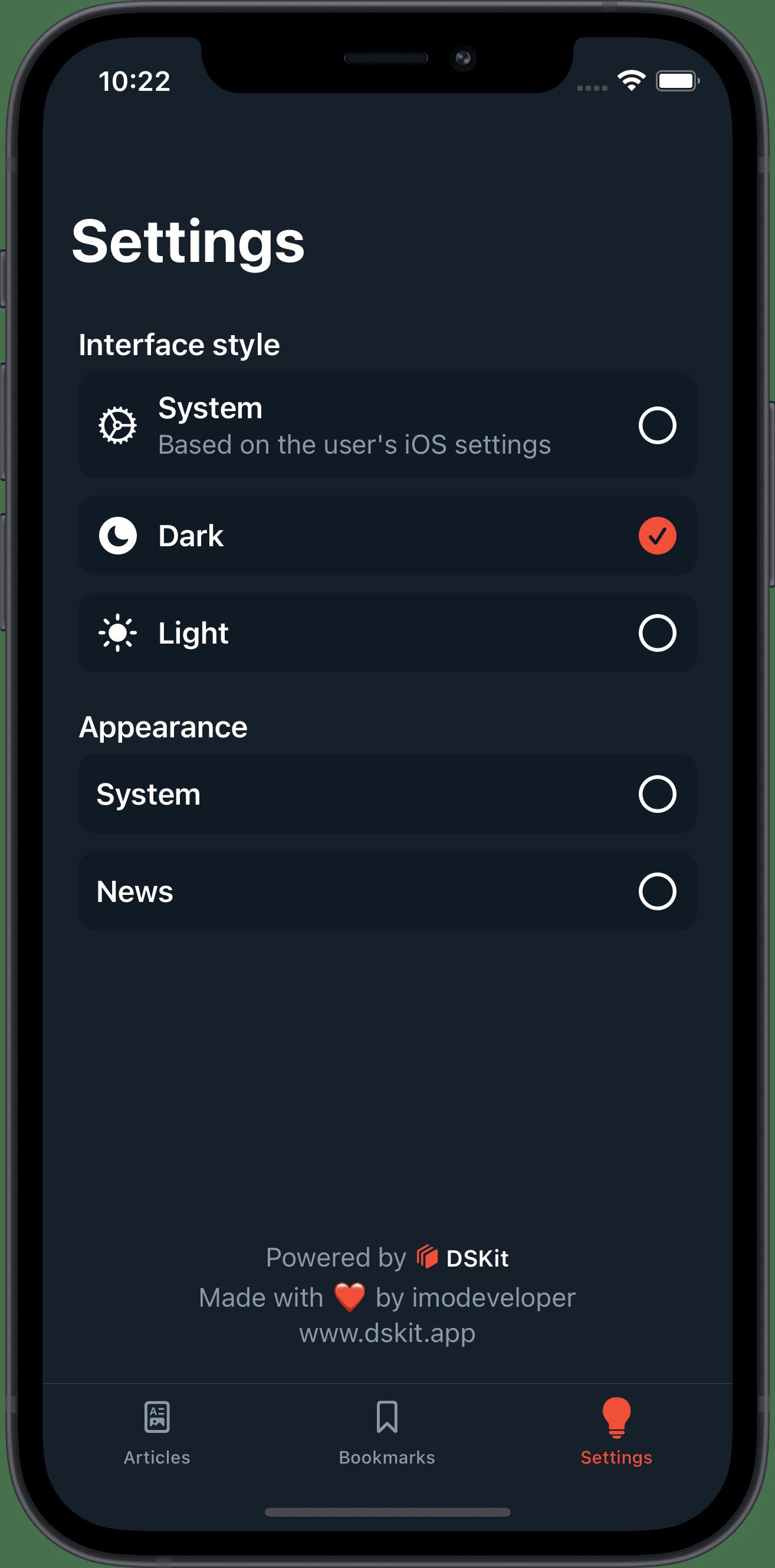 design system, rss feed, app, ui, ux, uikit
