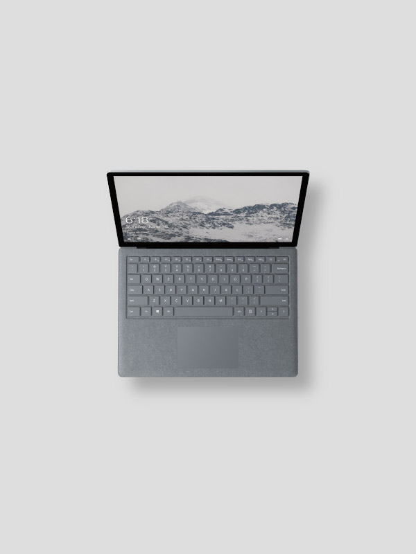 Recensione Surface Laptop