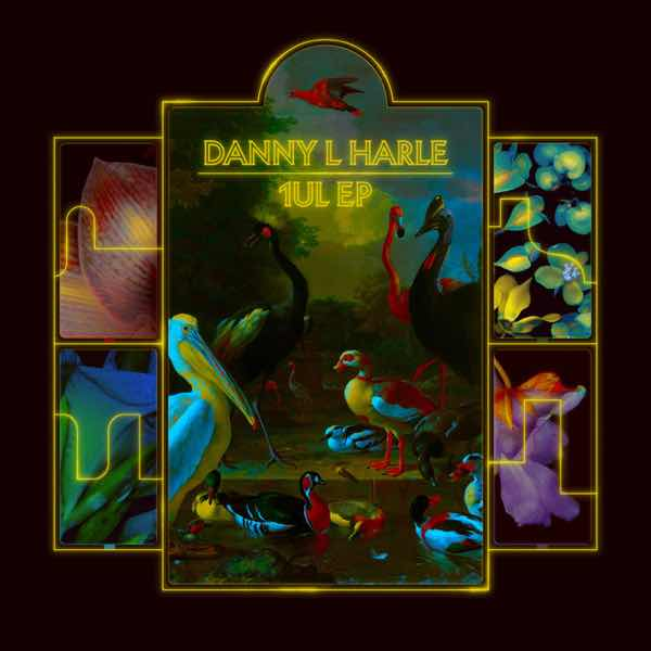 album art for 1UL EP by Danny L Harle