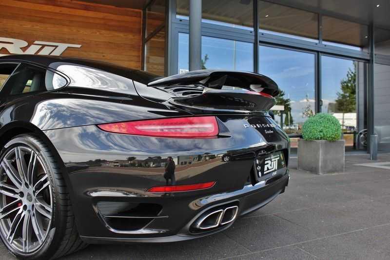 Porsche 911 3.8 Turbo 520pk PDK **E.dak/PCM/Carbon/Bose** afbeelding 18