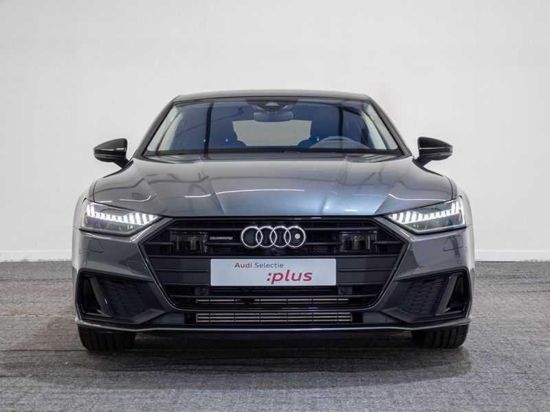 Audi A7 Sportback 55 TFSI e quattro Pro Line | 367PK | Plug in Hybrid | Adapt. Cruise | Pano.Dak | Keyless-entry | Head-Up | 360-Camera | Trekhaak | B&O Sound afbeelding 6