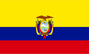 ecuador country flag
