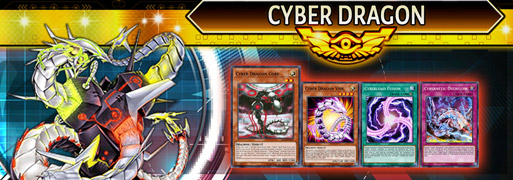 Cyber Dragon Breakdown | YuGiOh! Duel Links Meta