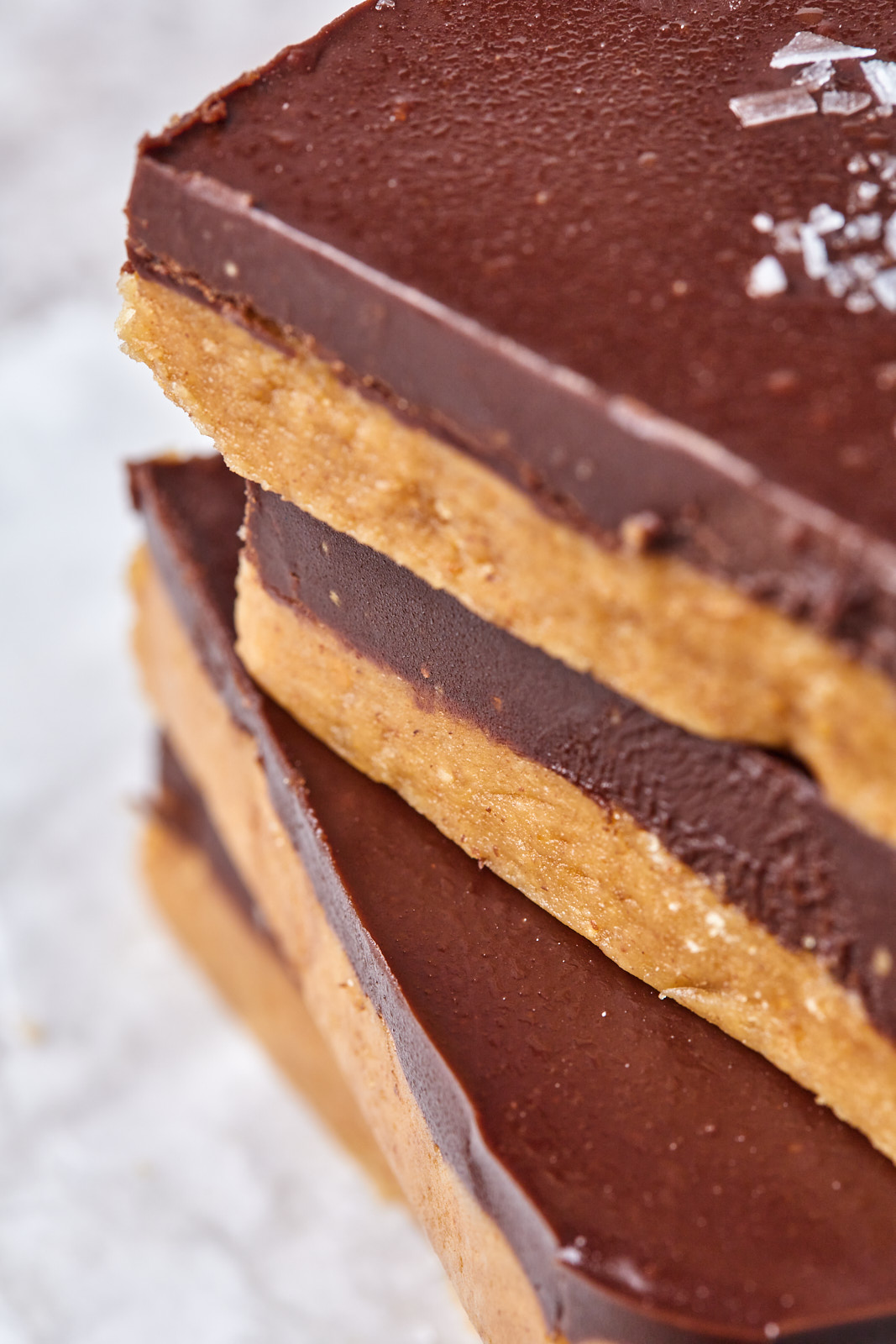 Bake Chocolate Peanut Butter Bars