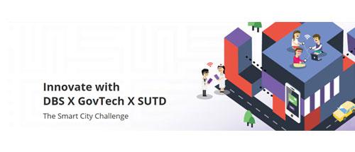DBS X GovTech X SUTD Smart City Challenge 2019