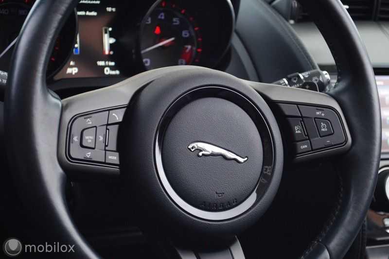 Jaguar F-Type 3.0 V6 Convertible   398 Pk, 500 Nm   Leder   afbeelding 24