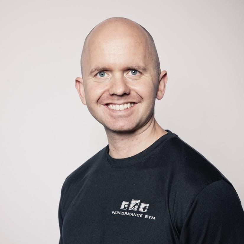 Casper Jespersen - Ejer og seniortræner