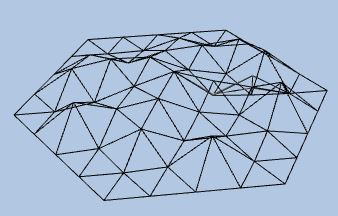 A mesh