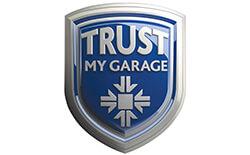 Approved garages logo
