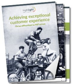 Achieving Exceptional Customer Experience white-paper thumbnail