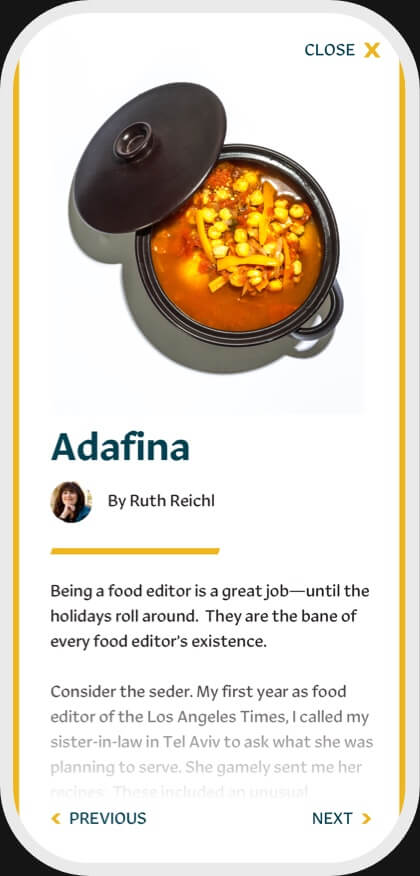 100 Most Jewish Foods mobile article 1