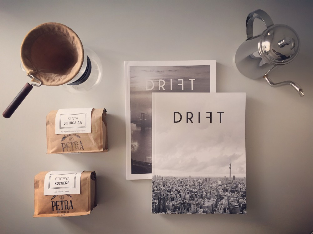 Drift: A coffee geek's dream magazine