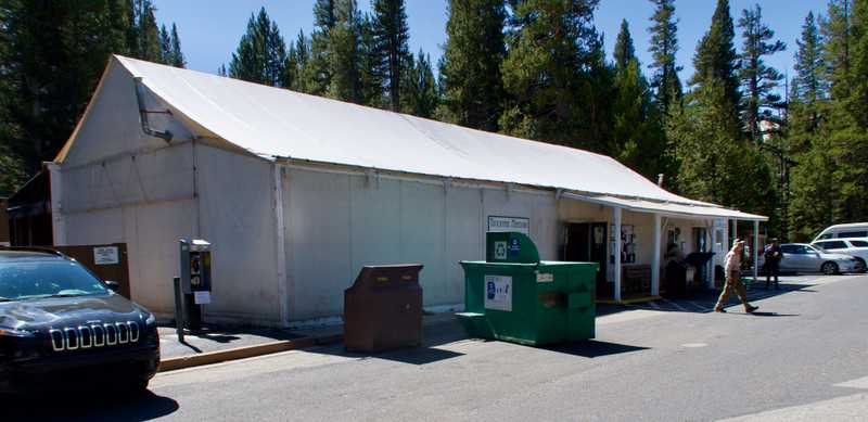 Tuolumne Meadows Store and Post Office