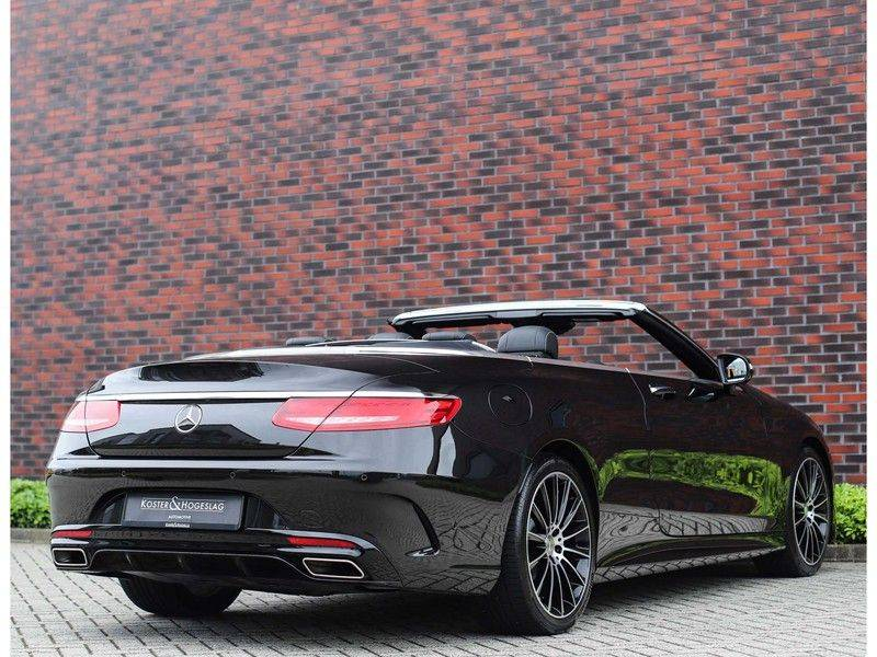 Mercedes-Benz S-Klasse Cabrio 500 *Designo*AMG*Airscarf*Full option* afbeelding 14