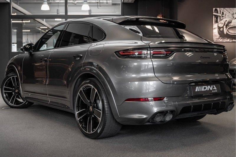 Porsche Cayenne Coupé Hybrid Sport Design Porsche Exclusive 3.0 E-Hybrid afbeelding 5