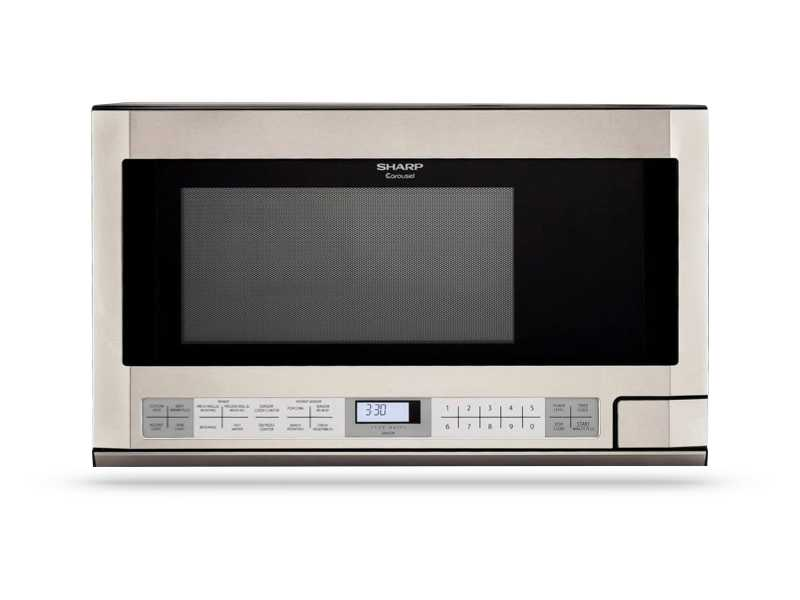 Sharp R-1214 Microwave Oven