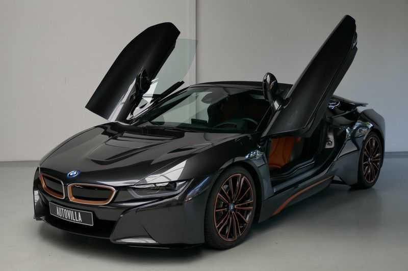 BMW i8 Roadster 1.5 Ultimate Sophisto Edition LaserLight afbeelding 18