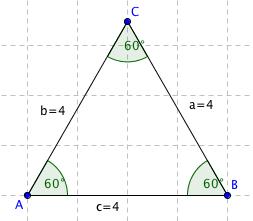 Rovnostranný trojúhelník