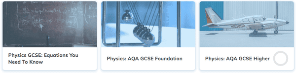 Free GCSE Physics Revision Courses