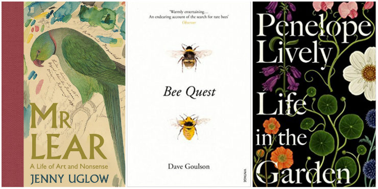Mr Lear, Bee Quest, Life in the Garden