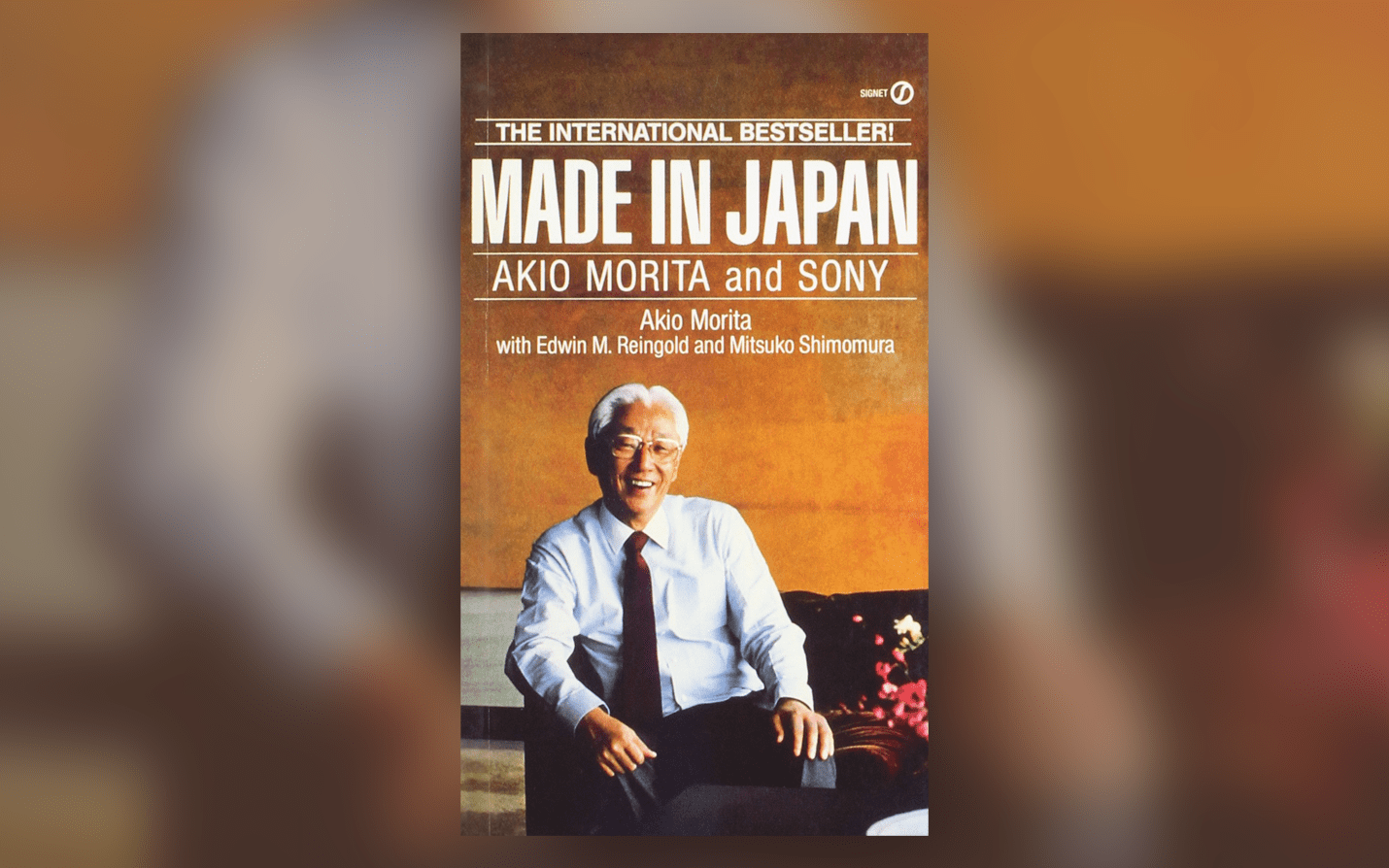 Made in Japan book cover