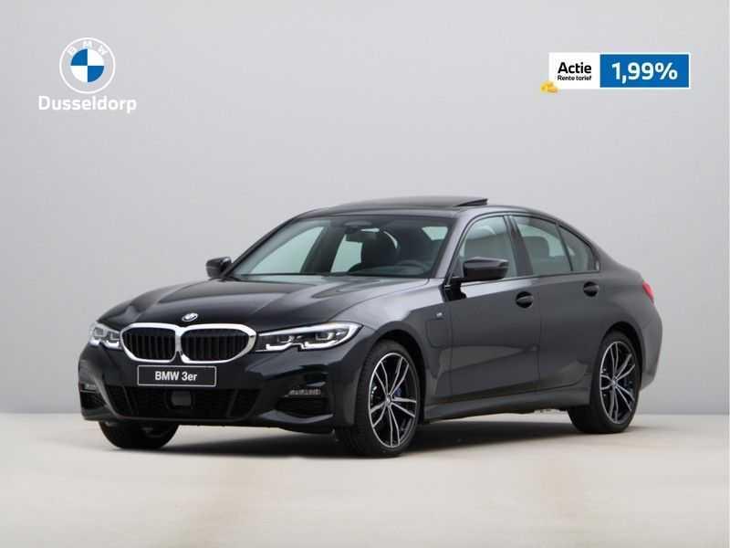 BMW 3 Serie 330e High Exe M-Sport Aut afbeelding 23