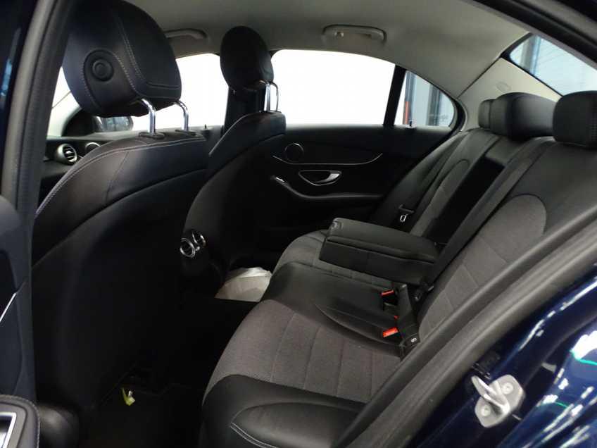 """Mercedes-Benz C-Klasse 350 e Lease Edition Ex BTW! Avantgarde Navigatie Clima Cruise Trekhaak LED 17""""LM afbeelding 3"""