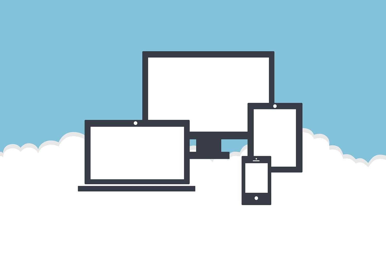 Clouding computing serviços de armazenamento em nuvem