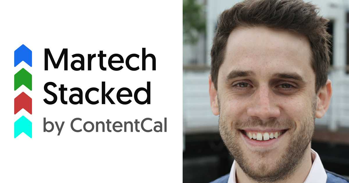 Martech Stacked Episode 9: What is the most valuable conversation you can have to enhance the impact of your marketing technology? - with Louis Grenier image