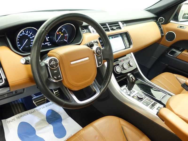 Land Rover Range Rover Sport 3.0 TDV6 259pk HSE Dynamic 7pers- Panoramadak, Leer, Softclose, Full afbeelding 18
