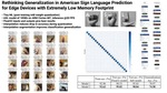 Rethinking Generalization in American Sign Language Prediction for Edge Devices with Extremely Low Memory Footprint