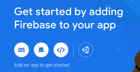 Firebase Add Application
