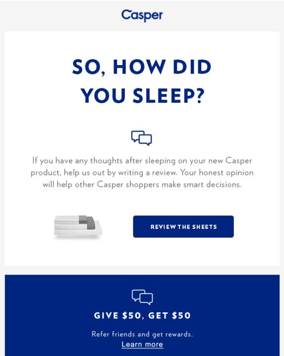 Casper email
