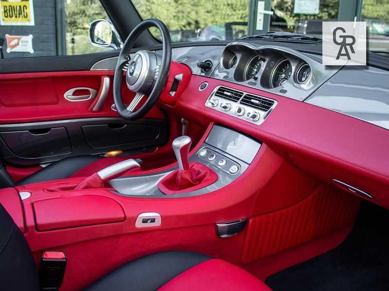 BMW Z8 | Rood leder | Origineel | Concours staat afbeelding 16