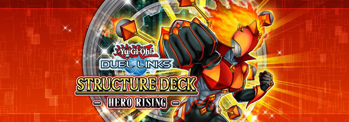 Review: Hero Rising | Duel Links Meta