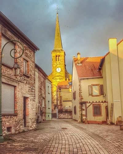 Spicheren, un joli coin de France